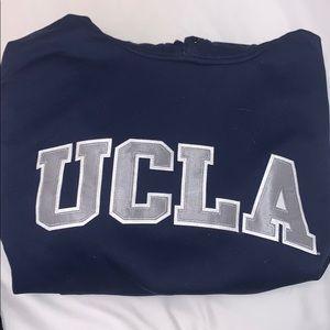 Navy UCLA hoodie